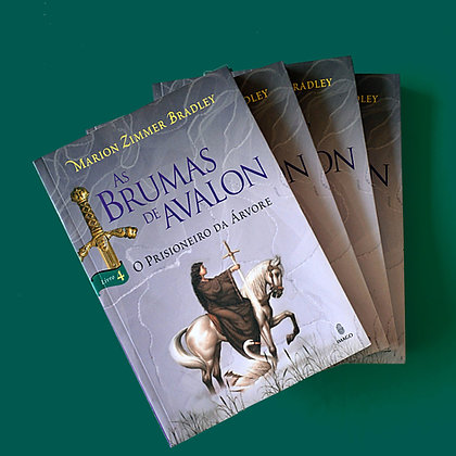 As Brumas de Avalon - Coleção Completa (4 livros) - Marion Zimmer Bradley