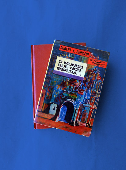 O Mundo que Nos Espera (2 livros) - Robert A. Heinlein