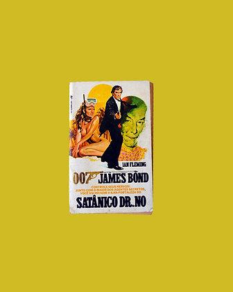Satânico Dr. No - Ian Fleming