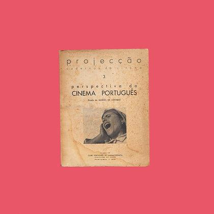 Cadernos de Cinema Projecção - Perspectivas do Cinema Português, Vol. 3