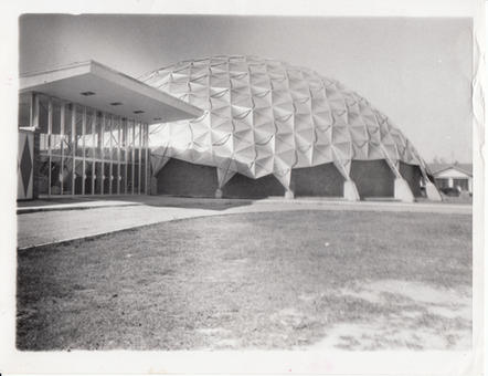 """""""The Dome""""1958"""