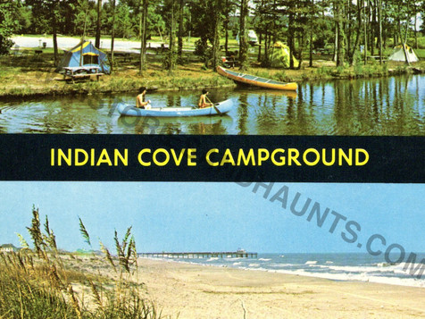 Indian Cove Campground - 1976