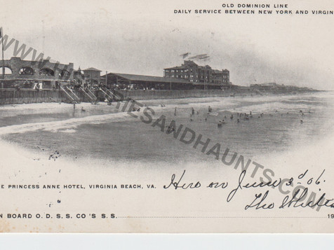 The Princess Anne Hotel - 1906