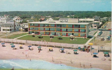The Holiday Sands 1959
