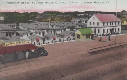 Tourist Haven 1936
