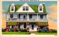 The Virginia Lee Hotel 1944