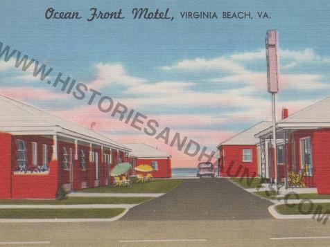 Ocean Front Motel 1