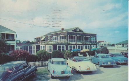 The Sea Horse 1955