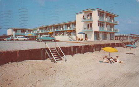 The Aeolus Hotel 1955
