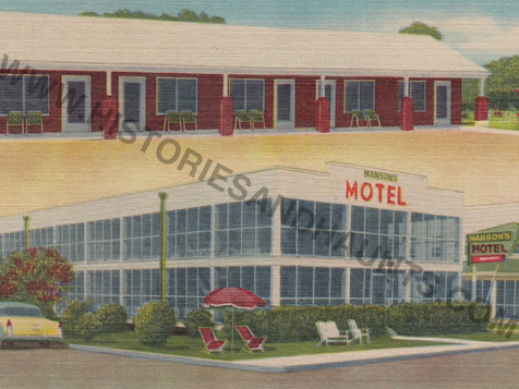 Manson's Motel 3