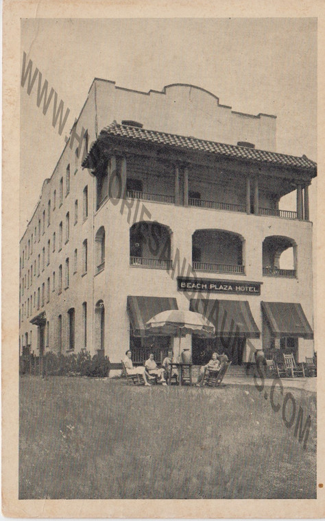 The Beach Plaza - undated
