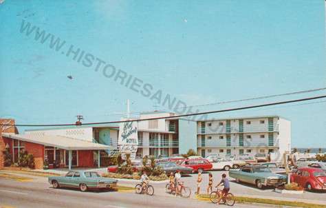 Bel Harbor Motel - 1978