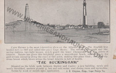"""The Buckingham' - undated"
