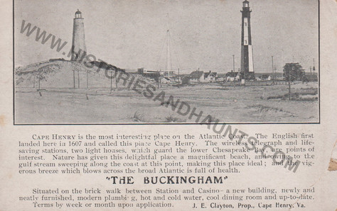 """The Buckingham' - undated"