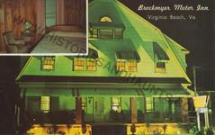 Brockmyer Motor Inn - undated