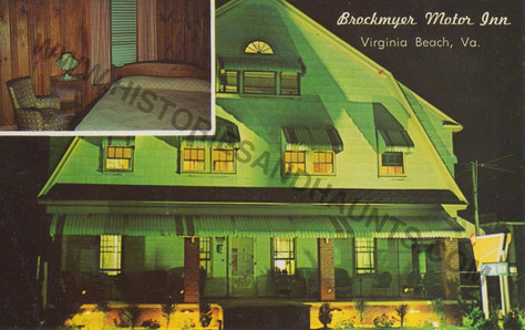 Brockmyer Motor Inn - undated