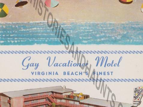 Gay Vacationer 1