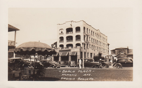 Beach Plaza - undated
