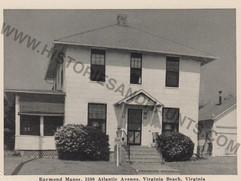 Raymond Manor - 1962