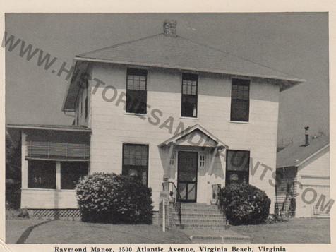 Raymond Manor 1