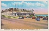 Princess Anne Hotel 1937