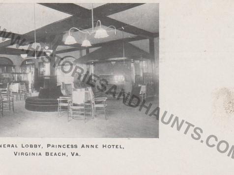 (The Princess Anne Hotel) - 1907