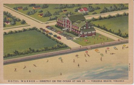 Hotel Warner 1952