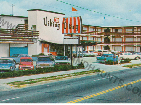The Viking Motel, Apartments - undated