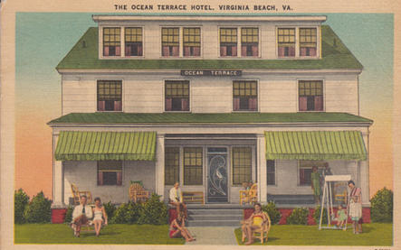 Ocean Terrace Hotel 1951