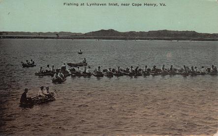 Lynnhaven Inlet 1912