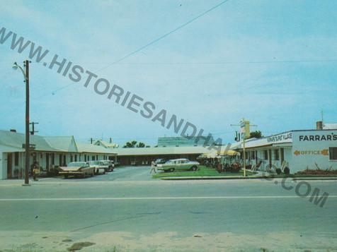 Farrar's Motel - 1961