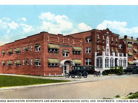 Martha Washington Hotel Apts. - undated