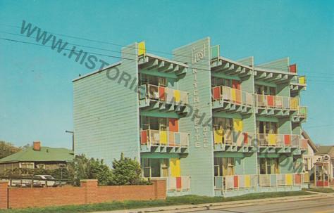 Crest Kitchenette Motel - undated