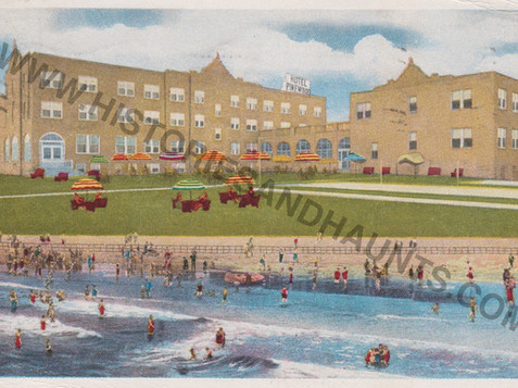 The Pinewood Hotel - 1943