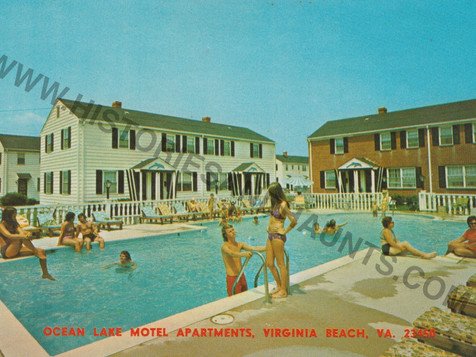 Ocean Lake Motel 1