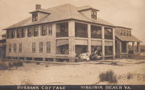 Burbank Cottage 1914