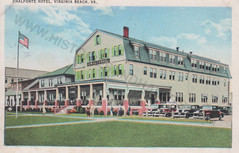 The Chalfonte Hotel - 1935