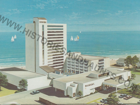 Ramada Oceanside Tower 1