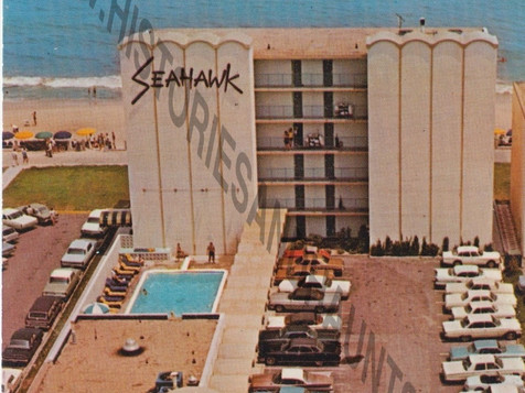 The Seahawk Motel - undated