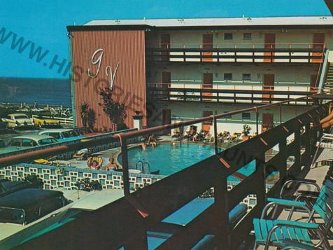Gay Vacationer Motel & Motor Lodge - undated