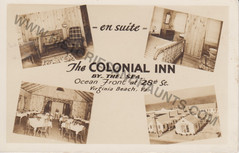 The Colonial Inn - undated
