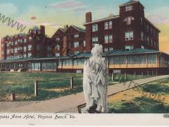 Princess Anne Hotel - 1900
