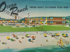 Ocean Ranch Motel - undated