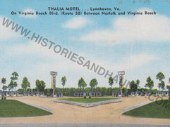 Thalia Motel - undated