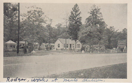 Cabins 1941