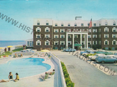 The Sir Walter by the Sea - 1963