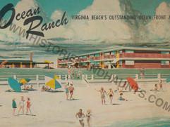 Ocean Ranch Motel - 1957