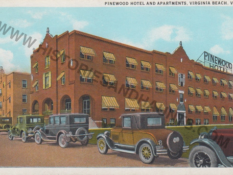 Pinewood Hotel and Apartments -undated