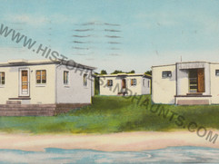 Patterson's Water Front Cottages - 1953