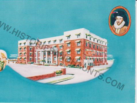 Sir Walter Hotel - undated